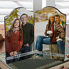 Photo Sentiments Petite Double Photo Plaque