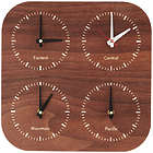 Near and Far 4 Time Zone Clock