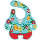 Hawaiian Shirt Bib