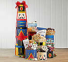 Nutcracker Chocolate and Sweets Gift Tower