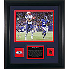 Randy Moss New England Patriots Touchdown Record Framed Photo