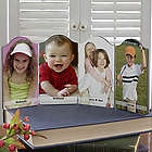 Photo Sentiments Petite Quadruple Photo Plaque