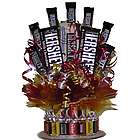 All Hershey Brand Candy Bouquet