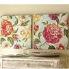 July Blooms Wall Art Set