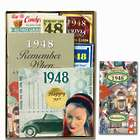 1946 Time Capsule 70th Birthday Gift Basket