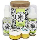 Rose Geranium Face Travel Kit