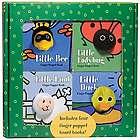 4 Finger Puppet Books