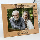 Special Uncle Personalized 8x10 Frame