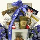 Gone Fishing Birthday Gift Basket