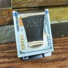 Lightweight Stainless Steel Money Clip