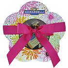 Ghirardelli Chocolate Spring Flower Gift Box