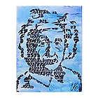 Einstein Pi Portrait