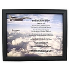 Personalized Air Force Retirement Poem