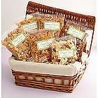 Savory Gourmet Snacks Gift Basket