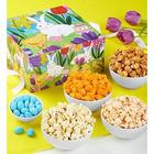 Easter in Bloom Popcorn Gift Box