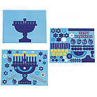 Hanukkah Festival of Lights Sticker Scenes