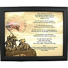 Personalized Marine Retirement Poem