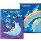Personalized Goodnight Little Me Child's Book