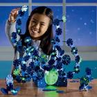 Glow-in-the-Dark Celestial 157-Piece Creative Building Set