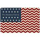 Personalized American Pride Doormat