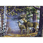 The Cold Snap Woodland Scene Puzzle