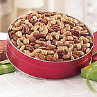 Mixed Nuts Gift Tin