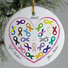 Life Matters Awareness Christmas Ornament