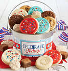 Celebrate Cookies and Treats Gift Pail