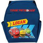 Chuggington Chug Patroller Blue Toddler Backpack