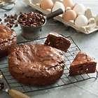 Gluten-Free Triple Chocolate Brownie
