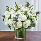 Cherished Memories All White Large Bouquet