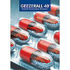 Geezerall 40 Birthday Card