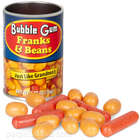 Franks & Beans Bubble Gum