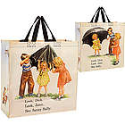Dick & Jane Reusable Shopping Tote