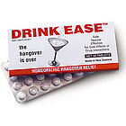 Drink Ease All-Natural Hangover Tablets