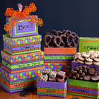 Halloween Rocky Mountain Chocolate Factory Gift Tower