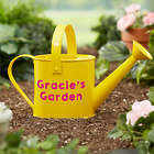 Kid's Personalized Sunshine & Gardening Watering Can
