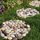 River Rock Stepping Stone Set