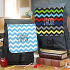 Child's Chevron Design Backpack