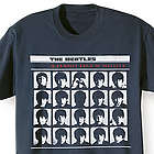 The Beatles A Hard Days Night Album Cover T-Shirt