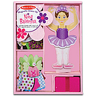 Nina Ballerina Magnetic Dress-Up Doll