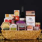 24 Karat Decadence Gift Basket