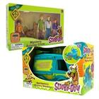 Scooby Doo Goo Mystery Machine and Mystery Solving Crew Toys