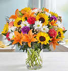 Sunshine Blooms Large Bouquet