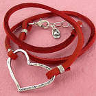 Captive Heart Wrap Bracelet