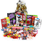 Nostalgic Candy Graduation Gift Bag