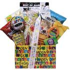 Teen's iTunes Gift Card, Games, and Treats Birthday Gift Basket