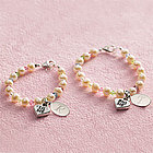 Big Sister/Little Sister Bracelet Set