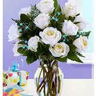 December Birthstone Rose Bouquet