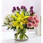 Modern Spring Mix Bouquet